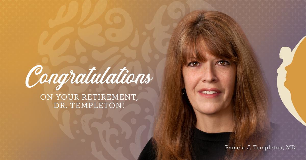 Pamela Templeton Retirement